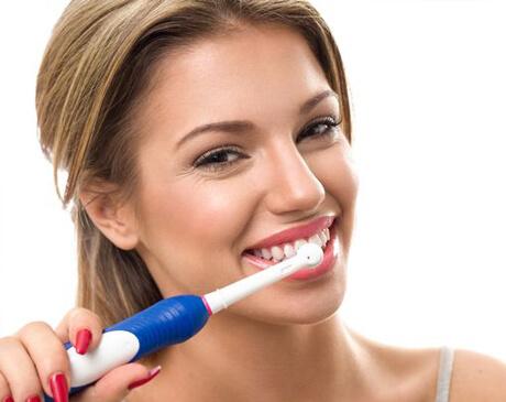 beautiful smile tooth brush