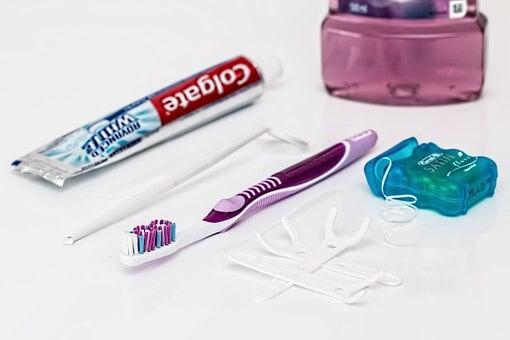 change toothbrush regularly